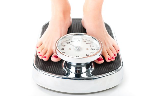 Weigh yourself regularly